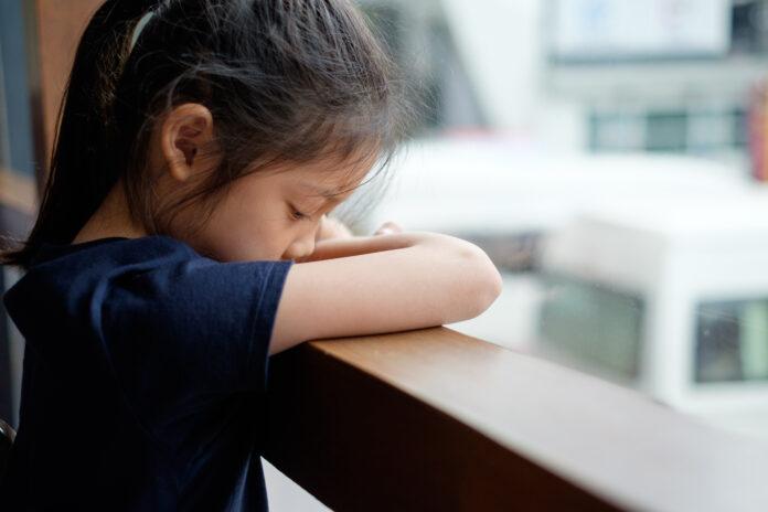 Spanking affects brain development in children