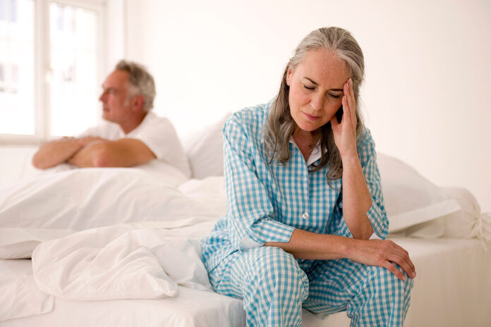 Lack of sleep increases risk of dementia