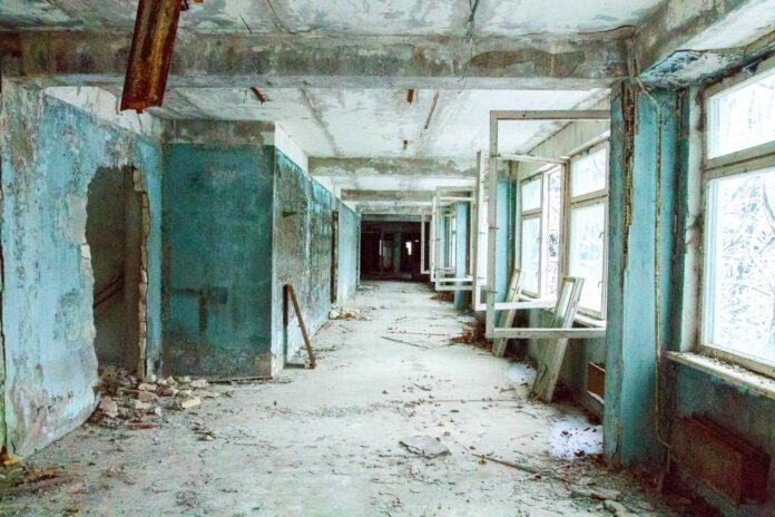 chernobyl disaster radiation