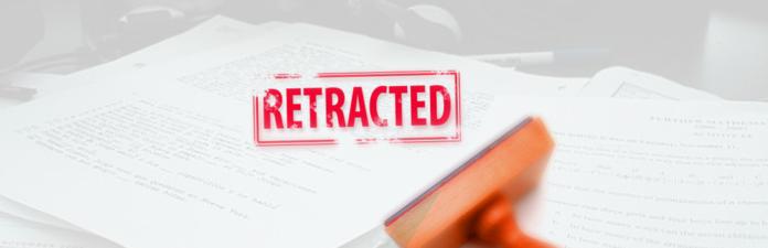 COVID-19 study retracted